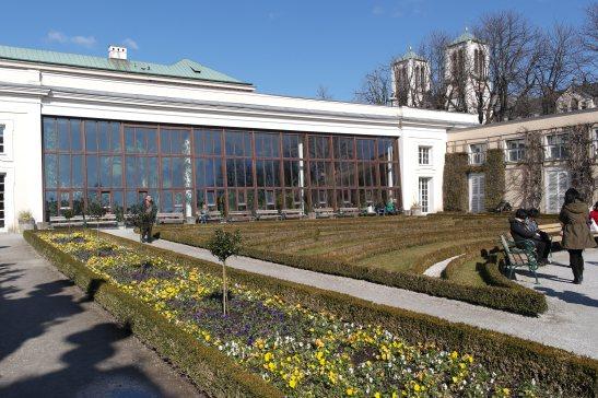 Jardines de Mirabell, Salzburgo