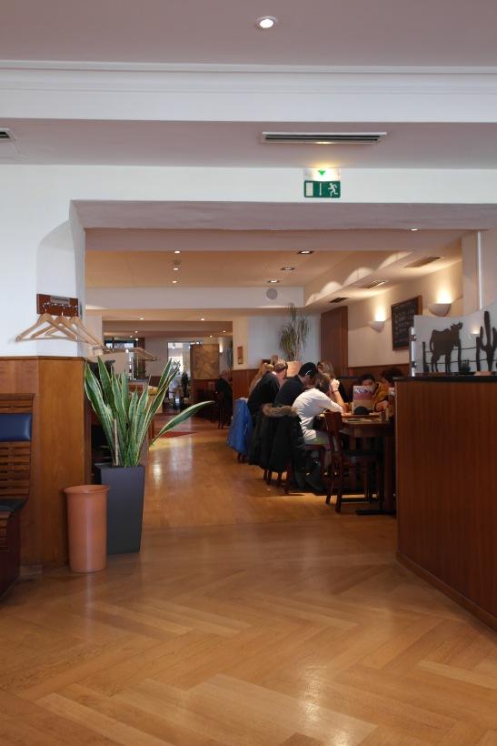 Argentinian restaurant