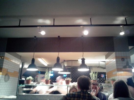 Restaurante italiano en Munich