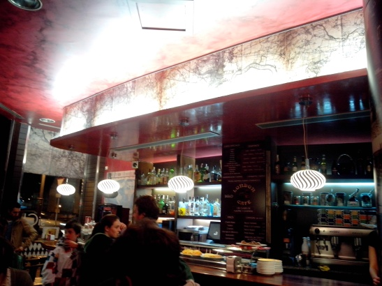 Cafe London, Logroño