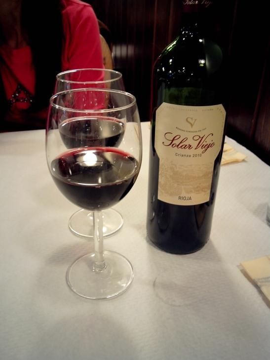 El Tostador, vino de La Rioja