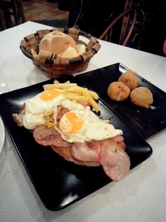 Tosta de huevos, El Tostador