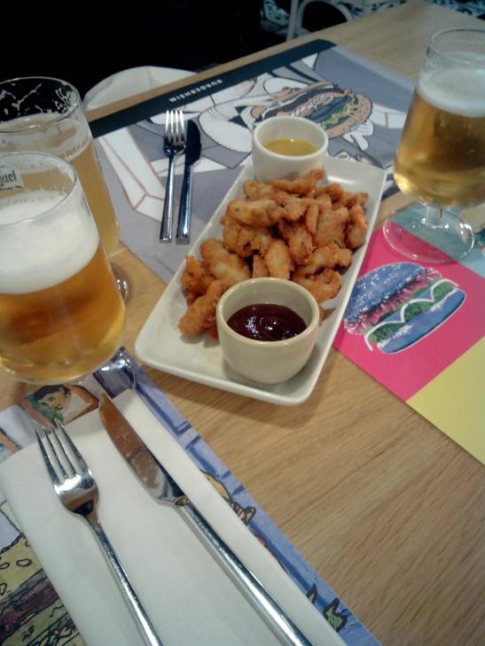 Hamburguesas gourmet