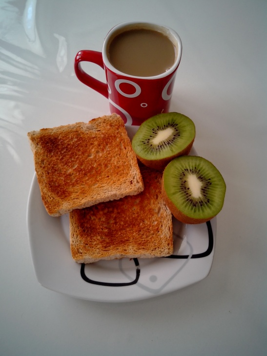 Café con tostadas