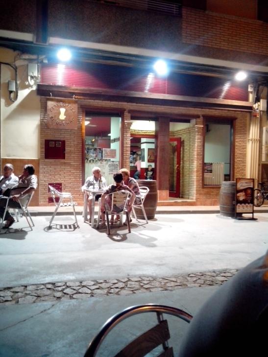 Bar El Quemao, Híjar